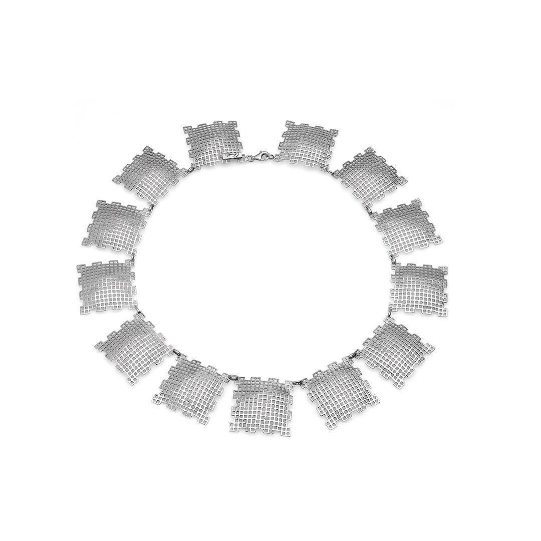 Amália Necklace Silver 925, Colar Amália em Prata