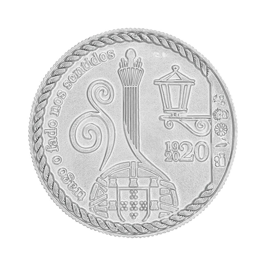 925 Silver Centenary Medallion
